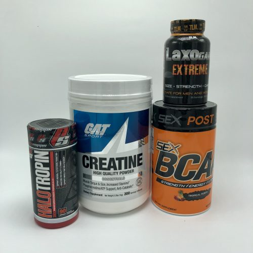 Build Muscle Stack