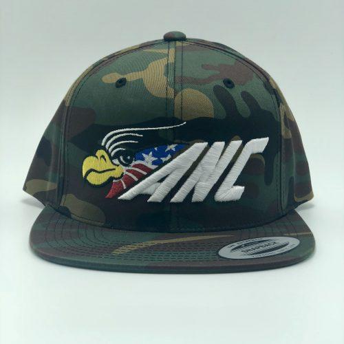 ANC Camo Logo Hat