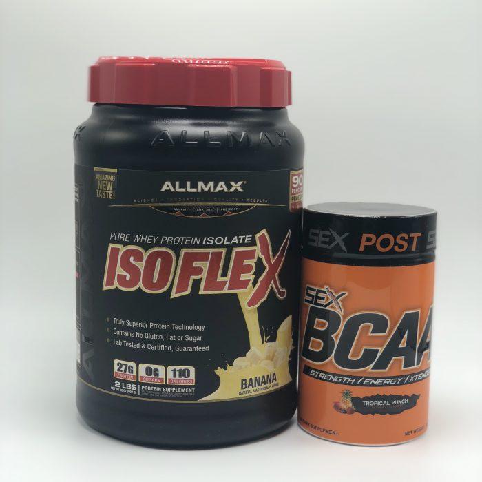 protein + SEX BCAA